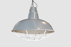 Recycle lamp India met rooster-0