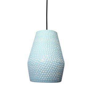 Industriële hanglamp Spike wit-0