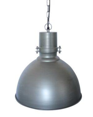 Industriële hanglamp Urban vintage grey-0
