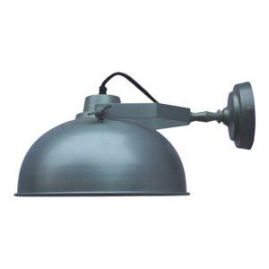 Industriële wandlamp Urban antique zink 30 cm-0