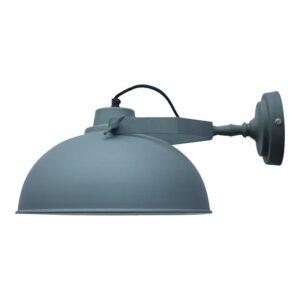 Industriële wandlamp Urban vintage grey 30 cm-0
