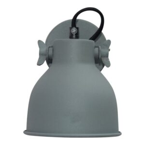 Industriële wandlamp Industrial large vintage grey-0