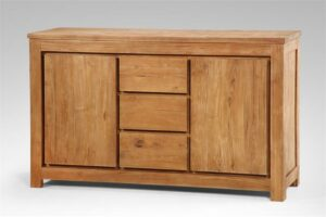 teak dressoir 160 breed