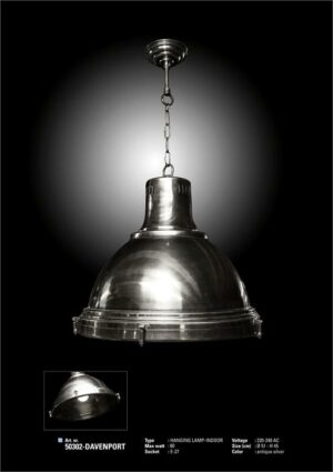 Hanglamp Davenport-0