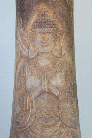 Palmvaas boeddha