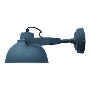 Industriële wandlamp Urban vintage grey 20 cm-0