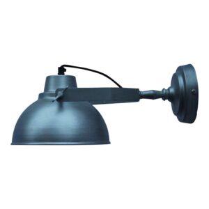 Industriële wandlamp Urban antique zink 20 cm-0
