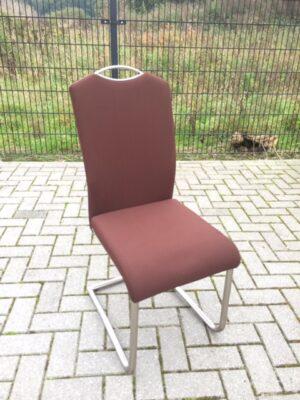 gestoffeeerde outlet stoel
