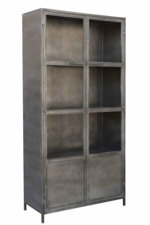industriele kast 100cm breed