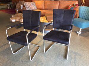 outlet stoelen laatste 2 stuks